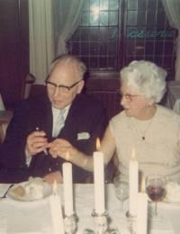 Leo Kok & Gerardina Adriana Maria van der Meer (1967)