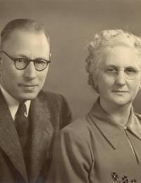 Leo Kok & Gerardina Adriana Maria van der Meer (1952)