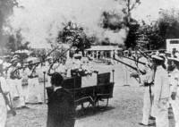 Militaire begrafenis (25.10.1941)