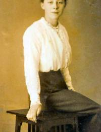 Adriana Wilhelmina Gijsberts (1920)