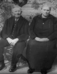 Gijsbert Karel Gerritzen en Elizabeth van Dijken