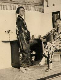 Johannes Kol van Kluijve & Henriëtte Alexandrine Catharina Vermast (Medan)