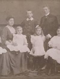 Familie van Zwet - Gertzen